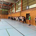 Boxen an der Kaufmännischen Schule Stuttgart-Nord